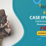 Gratis Mockup Case Iphone 7 – Hardcase